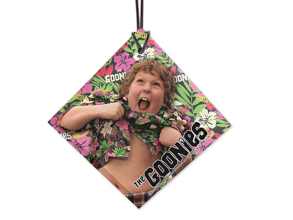 The Goonies™ (Chunk) StarFire Prints™ Hanging Glass
