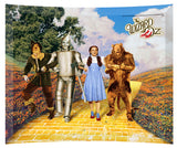 The Wizard of Oz™(Yellow Brick Road) StarFire Prints™ Curved Glass