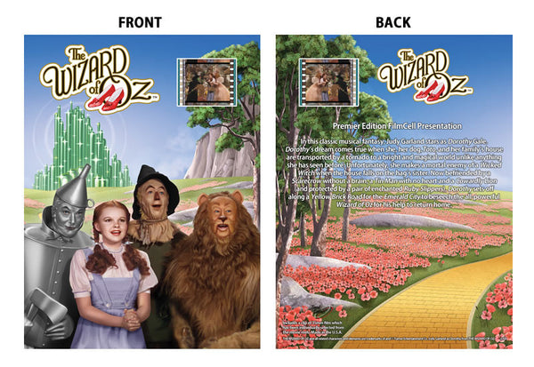 The Wizard of Oz™ (S1) PremierCell