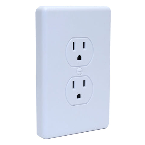 AC Wall Plug Outlet 1080P Full HD Hidden Spy Camera Motion Detect  - FREE 16GB MICROSD!