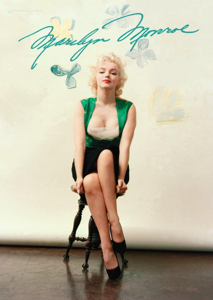 Marilyn Monroe (Signature) MightyPrint™ Wall Art