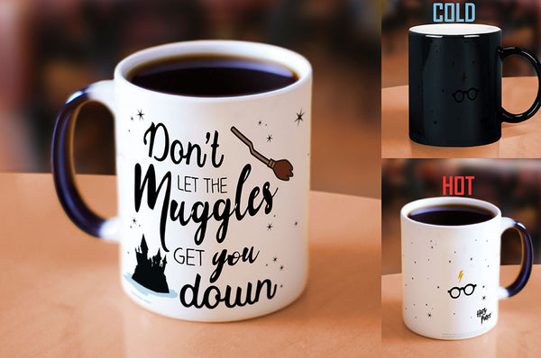 Harry Potter™ (Don't Let the Muggles) Morphing Mugs™ Heat-Sensitive Mug