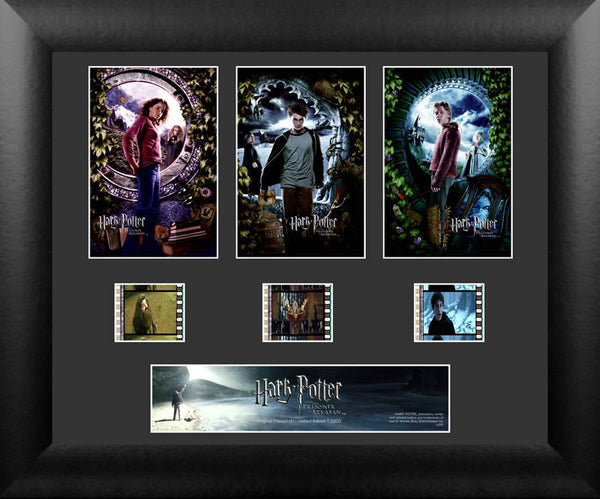 Harry Potter Prisoner of Azkaban 13 X 11 Film Cell Numbered Limited Edition COA