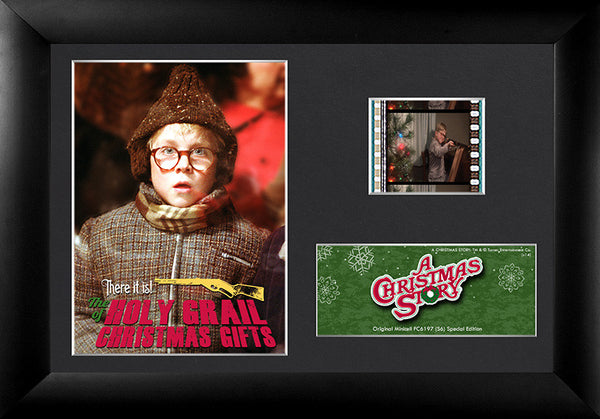 A Christmas Story™ (Holy Grail of Christmas Gifts) Minicell Film Cell