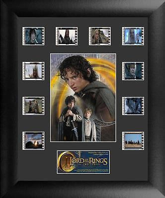 Lord of the Rings Two Towers Film Cell Numbered Limited Edition COA