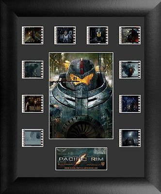 Pacific Rim Mini Montage Film Cell Numbered Limited Edition COA