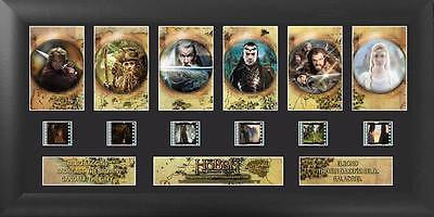 THE HOBBIT UNEXPECTED JOURNEY 20 X 11 Film Cell Limited Edition COA
