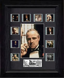 The Godfather Mini Montage 13 x 11 Film Cell Limited Edition COA