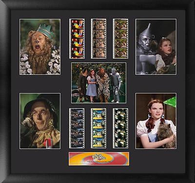 The Wizard of Oz (S3) Montage 20 X 19 Film Cell Limited Edition COA