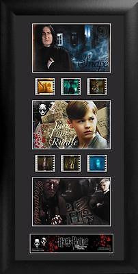 Harry Potter & Half-Blood Prince S1 20 X 11 Film Cell Limited Edition COA