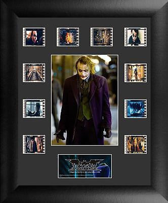 Batman The Dark Knight Mini Montage 11 x 13 FilmCell Numbered Limited Edition