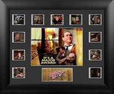 A Christmas Story Mini Montage 11 X 13 FilmCell Numbered Limited Edition COA