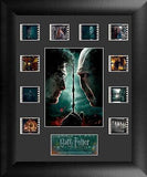 Harry Potter & the Deathly Hallows Part 2 Mini Montage Film Cell Limited Edition COA