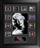 Marilyn Monroe (S1) MGC Mini Montage Film Cell Limited Edition COA