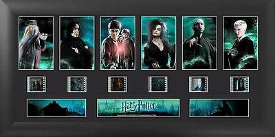 Harry Potter WOHP (S2) Later Years Deluxe 20 X 11 Film Cell Limited Edition COA