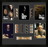 Godfather Mixed Montage 20 X 19 Film Cell Limited Edition COA