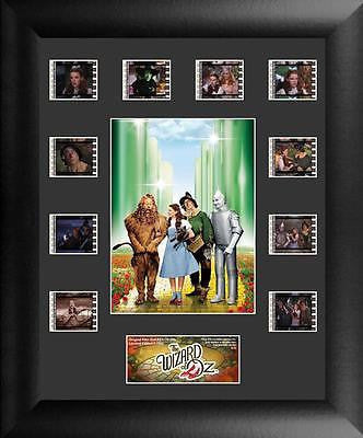Wizard of Oz Mini Montage 13 X 11 Film Cell Numbered Limited Edition COA