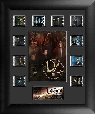 Harry Potter Order of Phoenix Mini Montage Film Cell Limited Edition COA