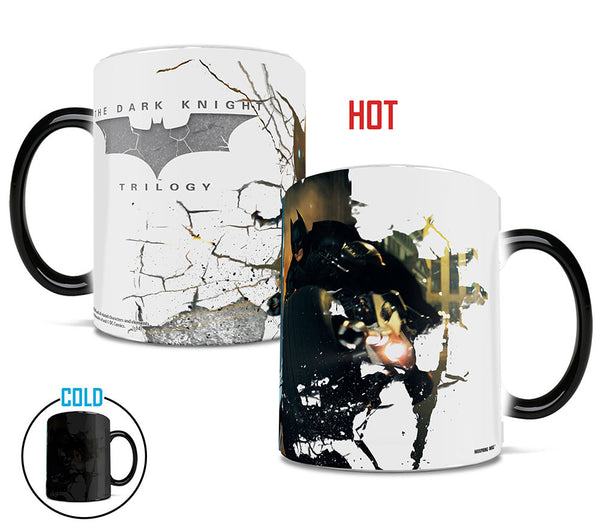 Batman: The Dark Knight™ Trilogy (Batman™ Shatter) Morphing Mugs™ Heat-Sensitive Mug