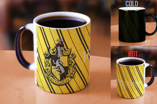 Harry Potter™ (Hufflepuff Colors) Morphing Mugs™ Heat-Sensitive Mug