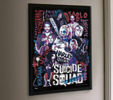 Suicide Squad™ (Unlikely Heroes) MightyPrint™ Wall Art