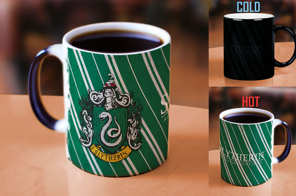 Harry Potter™ (Slytherin Colors) Morphing Mugs™ Heat-Sensitive Mug