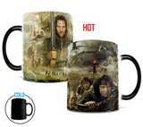 The Lord of the Rings™ (Collage) Morphing Mugs™ Heat-Sensitive Mug