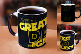 Greatest in the Galaxy (Dad) Morphing Mugs™ Heat-Sensitive Mug