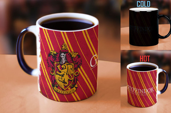 Harry Potter™ (Gryffindor Colors) Morphing Mugs™ Heat-Sensitive Mug