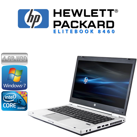 HP Refurbished EliteBook 8460