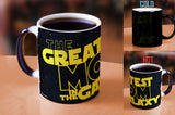 Greatest in the Galaxy (Mom) Morphing Mugs™ Heat-Sensitive Mug