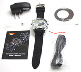 Mini Gadgets Night Vision Recording Watch With 1008P 30 FPS HD Camera