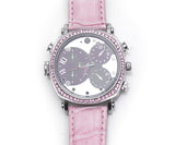Pink Watch with Night Vision