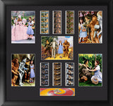 Wizard of Oz Montage 20 X 19 Framed Film Cell Limited Edition COA