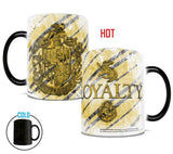 Harry Potter™ (Hufflepuff™) Morphing Mugs™ Heat-Sensitive Mug