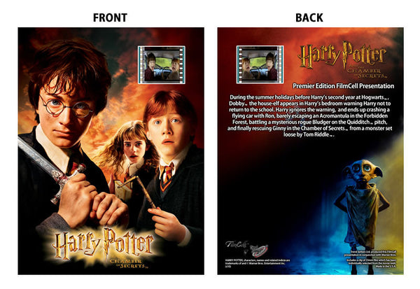 Harry Potter and the Chamber of Secrets™ (S1) PremierCell™ Presentation