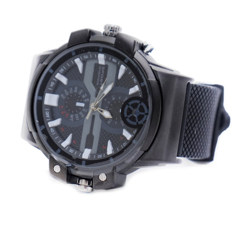 2K Resolution Hidden Spy Watch Camera 16GB Memory Video Photo Audio Recording