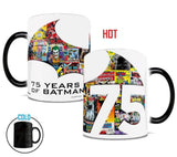 DC Comics Justice League™ (Batman™ 75th) Morphing Mugs™ Heat-Sensitive Mug