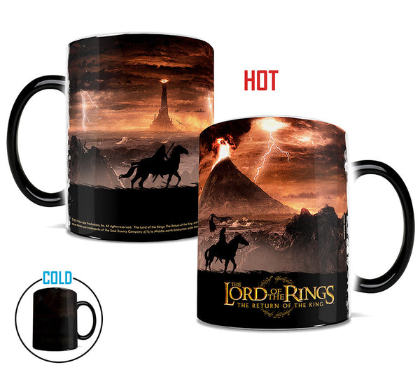 The Lord of the Rings™ (The Return of the King™) Morphing Mugs™ Heat-Sensitive Mug