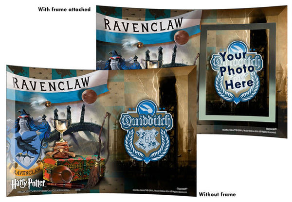 Harry Potter™ (Quidditch™ Ravenclaw™) StarFire Prints™ Curved Glass