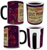 Valentine's Day (Love Potion No. 9) Morphing Mugs™ Heat-Sensitive Mug