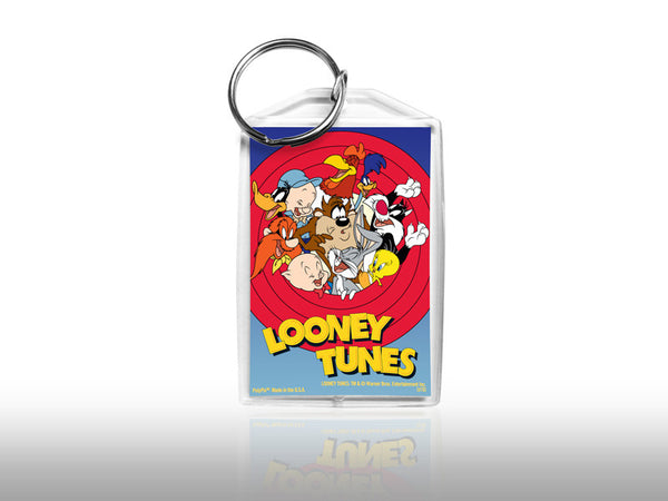 Looney Tunes™ (Group) PolyPix™ Keychain
