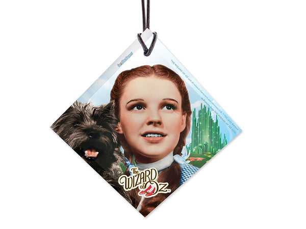 Wizard of Oz™ (Dorothy and Toto) StarFire Prints™ Hanging Glass