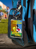 Looney Tunes™ (Sylvester and Tweety) PolyPix™ Keychain