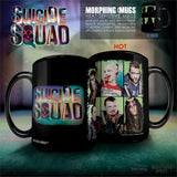Suicide Squad™ (Worst Heroes Ever) Morphing Mugs™ Heat-Sensitive 15oz Clue Mug