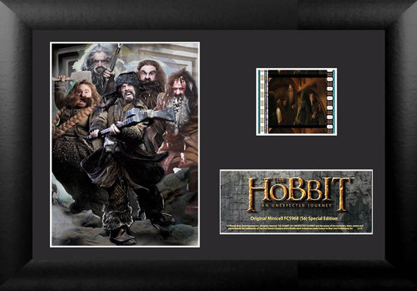 THE HOBBIT: AN UNEXPECTED JOURNEY (S6) Minicell