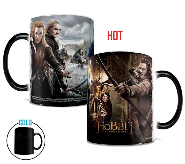 The Hobbit: The Desolation of Smaug™ (Group) Morphing Mugs™ Heat-Sensitive Mug