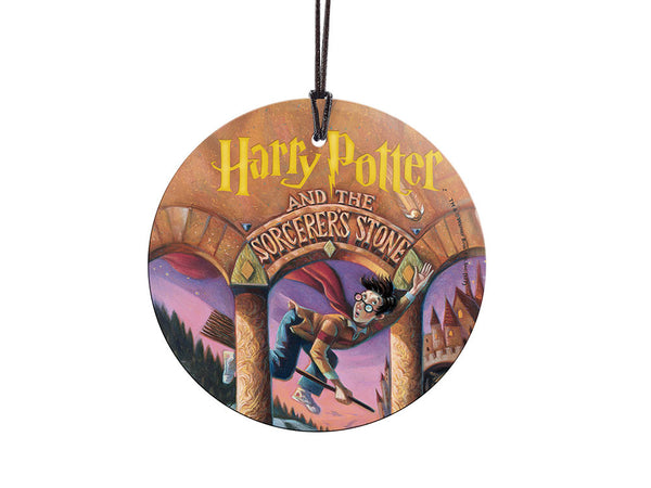 Harry Potter™ (The Sorcerer's Stone) StarFire Prints™ Hanging Glass
