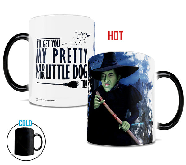 The Wizard of Oz™ (Wicked Witch) Morphing Mugs™ Heat-Sensitive Mug