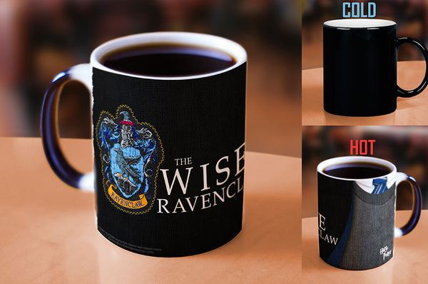 Harry Potter™ (Ravenclaw™ Robe) Morphing Mugs™ Heat-Sensitive Mug
